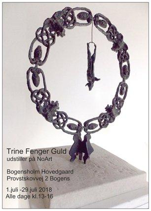 Trine Fenger Guld kort